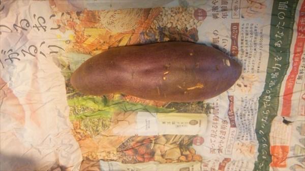 わずか15分でホクホクの焼き芋を作る方法