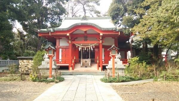 【御朱印集め】自由が丘の熊野神社に行ってきた!