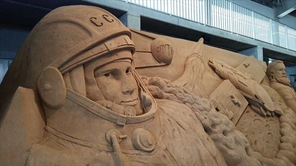 砂の美術館 ロシアの科学技術
