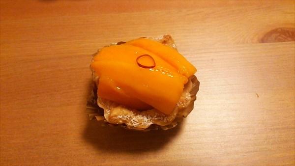 マンゴーのパイ
