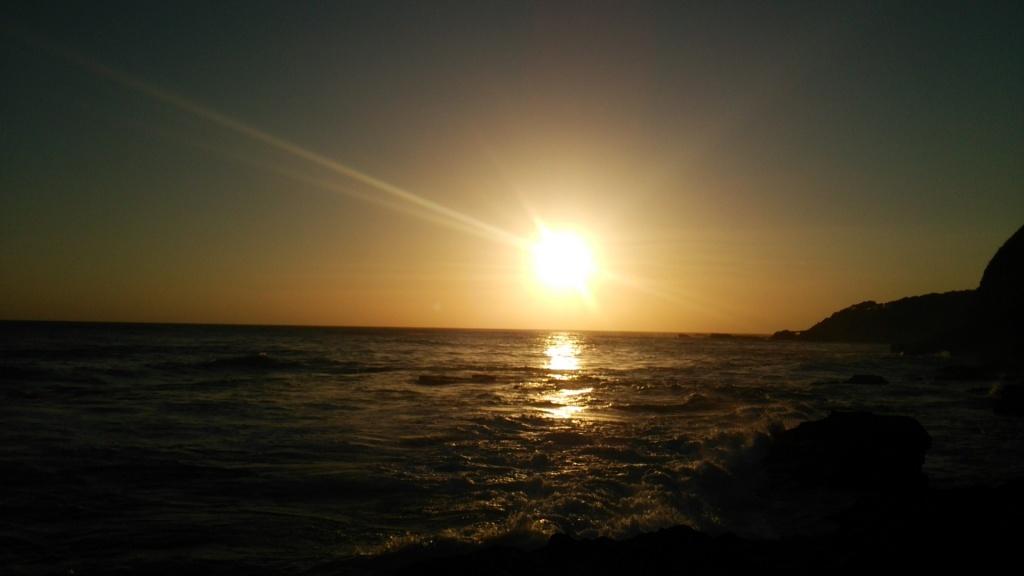 三浦半島の南端にある城ヶ島公園から見る夕日が絶景だった件!