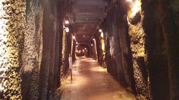 ムーバレー 洞窟入り口