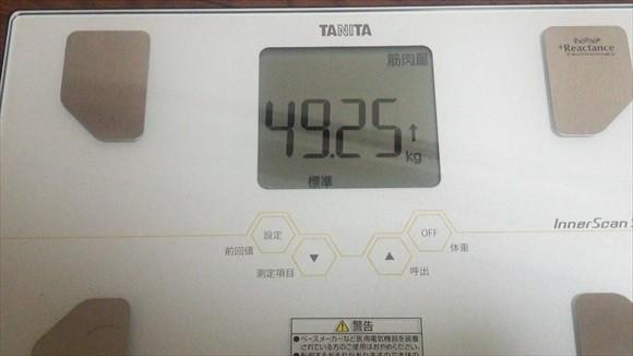 タニタ インナースキャン bc313 筋肉量