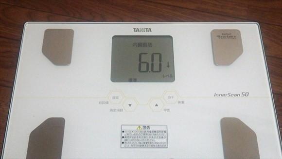 タニタ インナースキャン bc313 内臓脂肪
