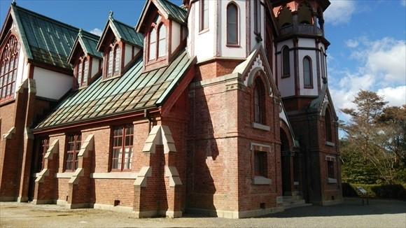 聖ヨハネ教会堂(重要文化財)