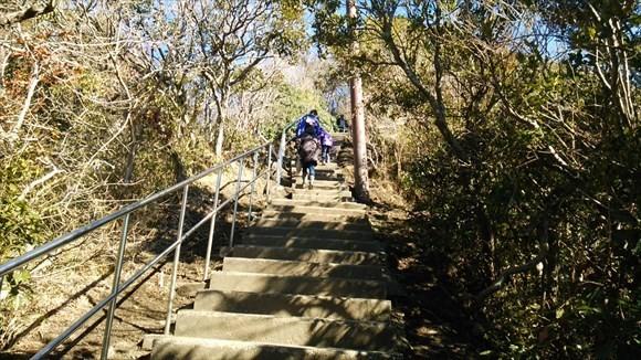 日本寺 階段