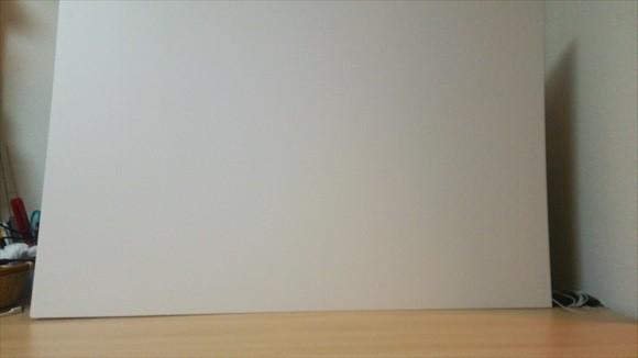 白い背景 撮影セット 自作