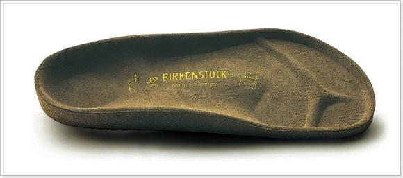 BIRKENSTOCK フットベッド