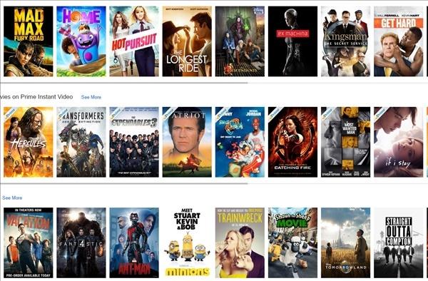Amazonの映画見放題サービス「プライムビデオ」が半端ない件。