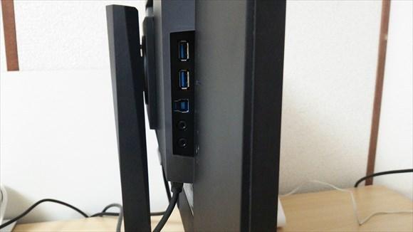 EV2455 USBポート