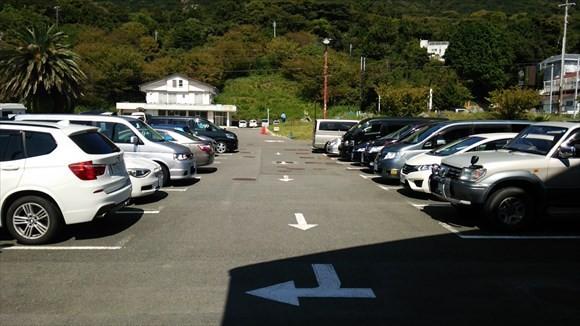 izoo 駐車場