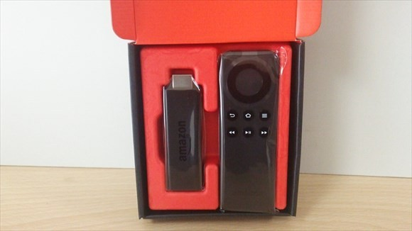 fire tv stick 開封!!