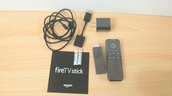 Fire Stick 付属品