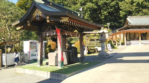 手水舎 琴平神社