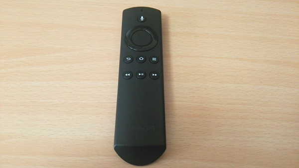 Fire TV Stick 音声認識リモコン