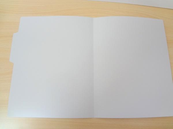 コクヨ pp製 個別フォルダ