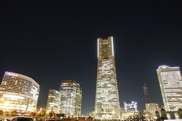 カメラの超初心者がコンデジ【RX100M3】で夜景を撮ったらどうなるか?いくつか作例を紹介。