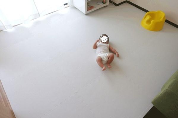 【赤ちゃん】ジョイントマットの選び方!種類多すぎて迷ったが、私が購入したマットはこれ!