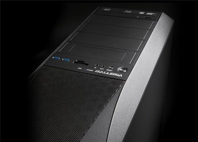 GeForce GTX 1070搭載!GALLERIA(ガレリア)XFを購入したのでレビューする