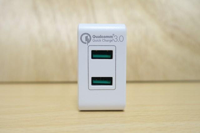 15%クーポンあり。Quick Charge 3.0対応!dodocoolのUSB急速充電器レビュー!