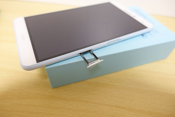 MediaPad T2 7.0 Pro デュアルシム対応!