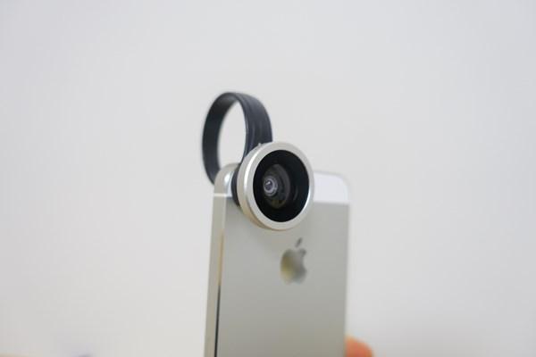スマホで簡単に魚眼・広角・マクロ撮影が可能に。dodocool 3-イン-1 カメラレンズキットのレビュー&作例