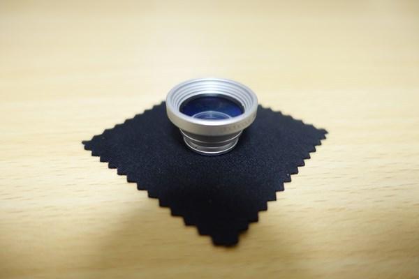 dodocool 3-イン-1 カメラレンズキット 広角レンズです