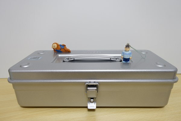 DIYにオススメのおしゃれな工具箱はコレだ!TRUSCOのT350-SVの紹介【ツールボックス】