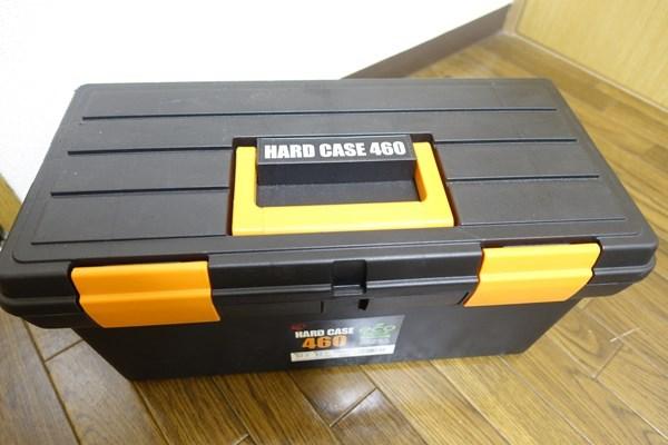 プラスチックの工具箱