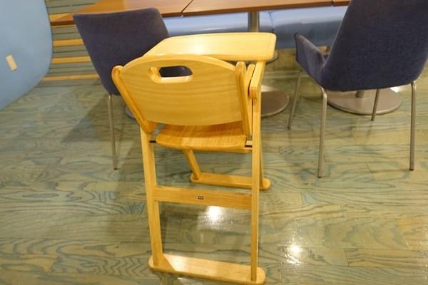 リゾナーレ熱海 子供が座る椅子