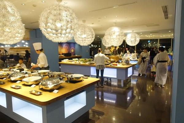 リゾナーレ熱海 夕食 ブッフェ2