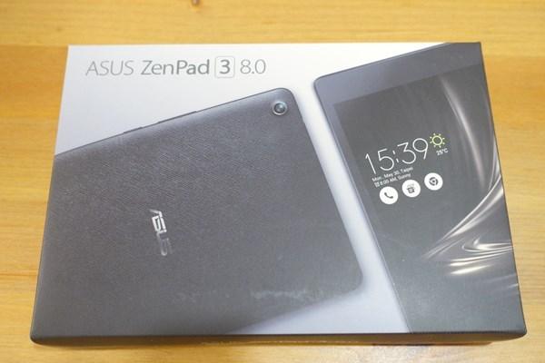 ZenPad 38.0 外箱