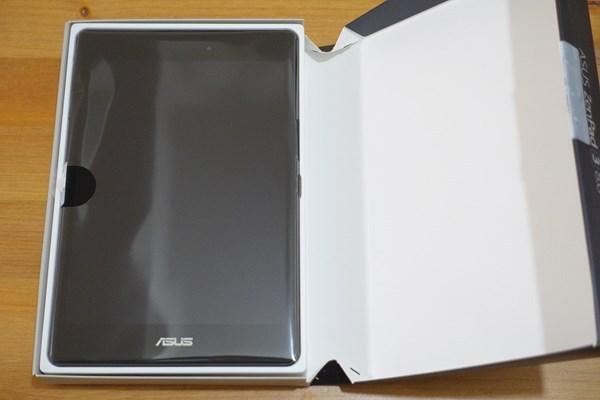 ZenPad 3 8.0 開封!