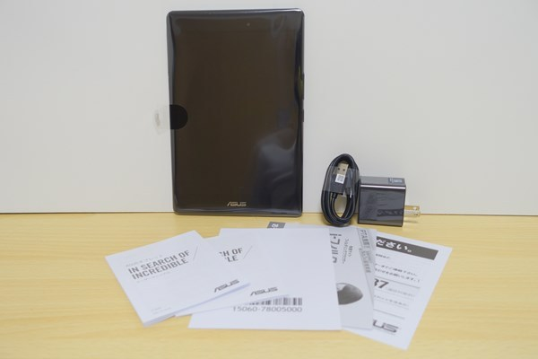 ZenPad 3 8.0 付属品