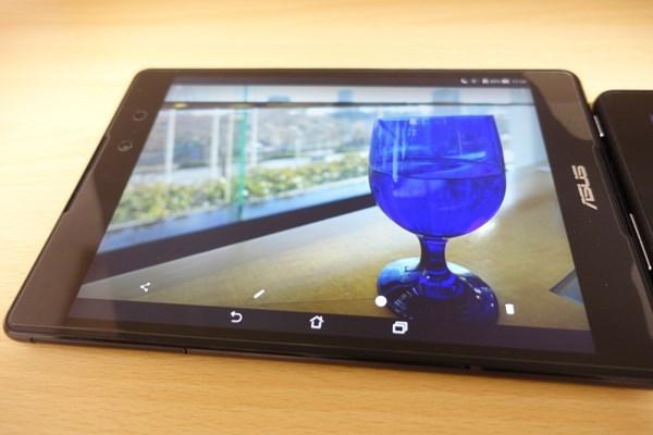 ZenPad 38.0 液晶綺麗!