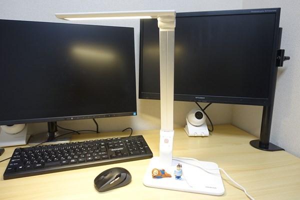 OMAKER LEDデスクライト レジャーモード。