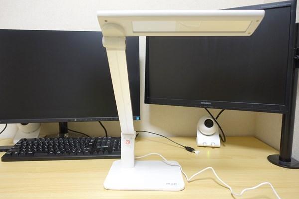 OMAKER LEDデスクライトの写真5