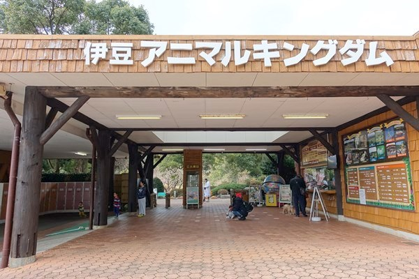 アニマルキングダム 入園口