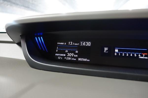 新型フリード ガソリン車 燃費