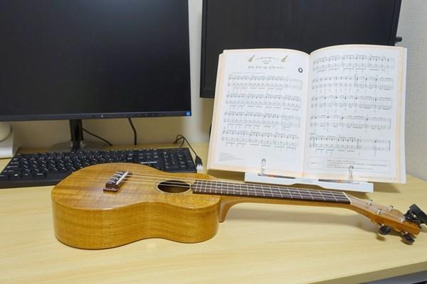 actto BST-02 ブックスタンド 楽譜もおける