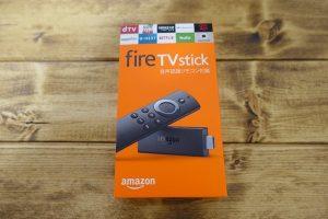 Fire TV Stick 新型 箱