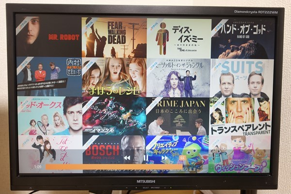 Fire TV Stick 紹介ムービー