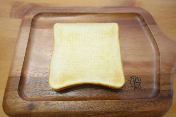 アラジン グリル&トースターでパンを焼いてみた 裏面