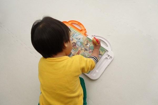 アンパンマン おしゃべりいっぱい! ことばずかん superdx 2歳の息子のお気に入り!