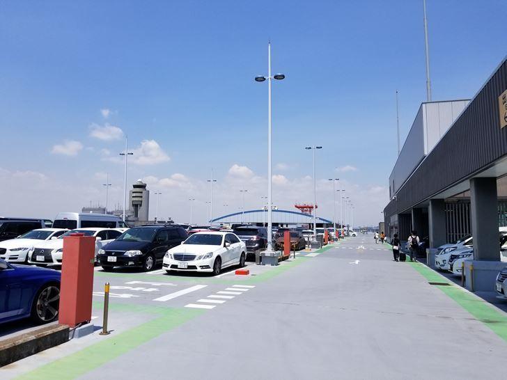 羽田 P3駐車場