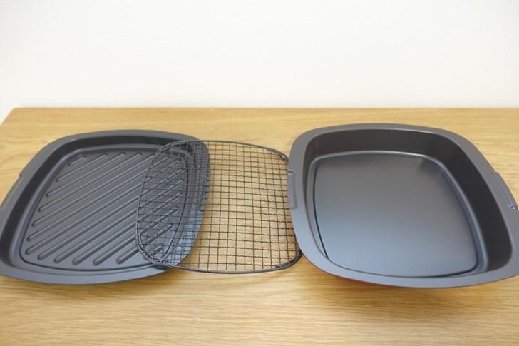 角型グリルパン アラジントースター