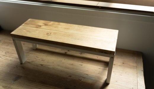 パナソニックの食洗機を置く台をDIYしてみた!調理スペースをできるだけ確保する作戦。